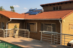 2 x 150Lt Pitched Roof